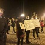 Częstochowianie przy muzyce Kultu protestowali na placu Biegańskiego 17