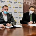 Umowy z wykonawcami trasy rowerowej Olsztyn – Żarki podpisane 4