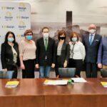 Umowy z wykonawcami trasy rowerowej Olsztyn – Żarki podpisane 2