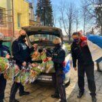 Częstochowscy policjanci zostali wysłannikami Świętego Mikołaja 1