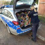 Częstochowscy policjanci zostali wysłannikami Świętego Mikołaja 2