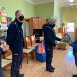 Częstochowscy policjanci zostali wysłannikami Świętego Mikołaja 3