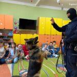 Częstochowscy policjanci zostali wysłannikami Świętego Mikołaja 5