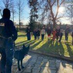 Częstochowscy policjanci zostali wysłannikami Świętego Mikołaja 6