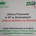"""W Złochowicach powstała """"Zielona ekobaza na Wesołej"""" 3"""
