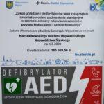 W Szkole Podstawowej nr 3 w Kłobucku zamontowano defibrylator 3