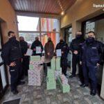 Po raz kolejny częstochowscy policjanci wsparli pokrzywdzone przez los dzieci 3