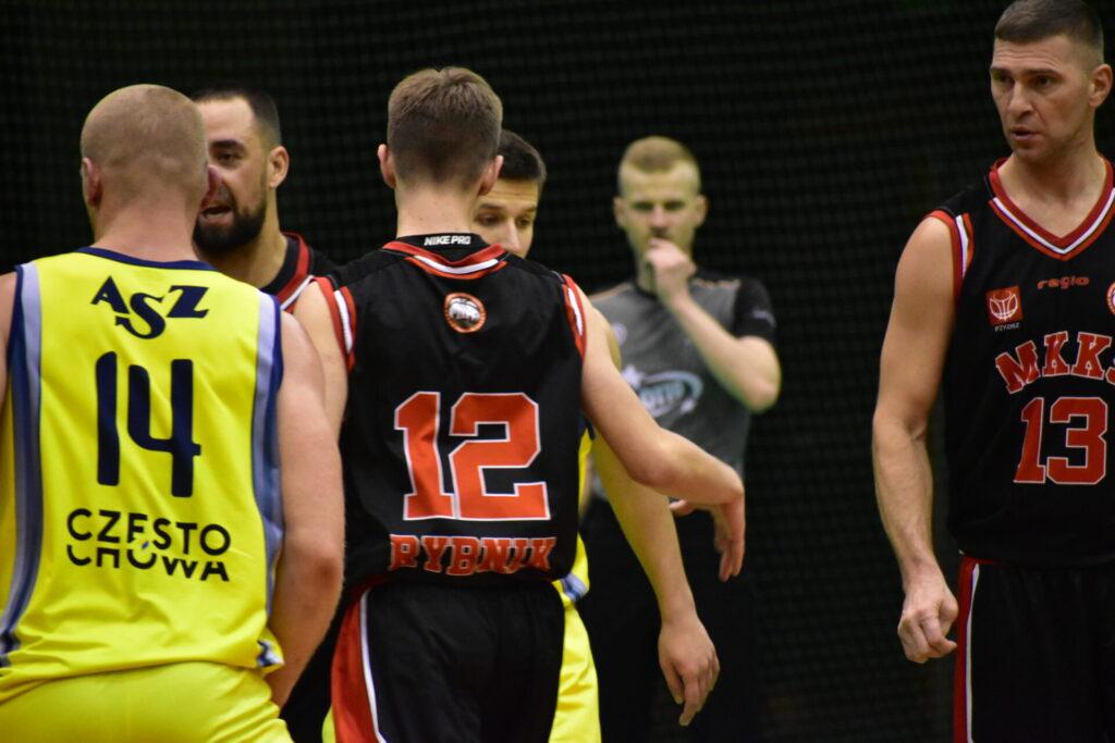 Koszykarze AZS Politechniki nowy 2021 rok rozpoczęli od wygranej 99:96... Oby tak dalej... 3