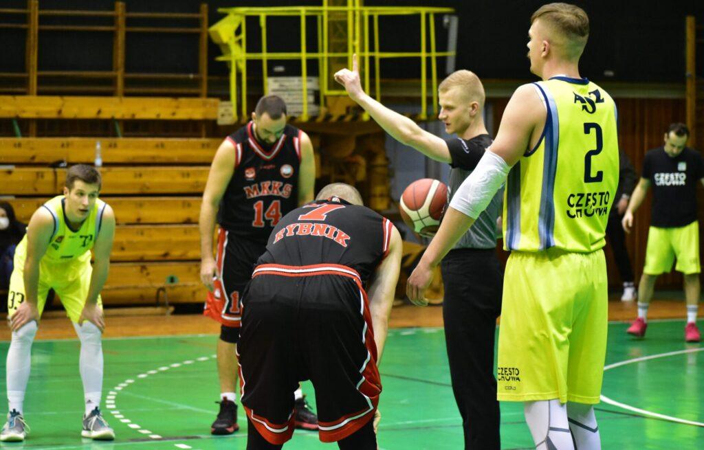 Koszykarze AZS Politechniki nowy 2021 rok rozpoczęli od wygranej 99:96... Oby tak dalej... 7