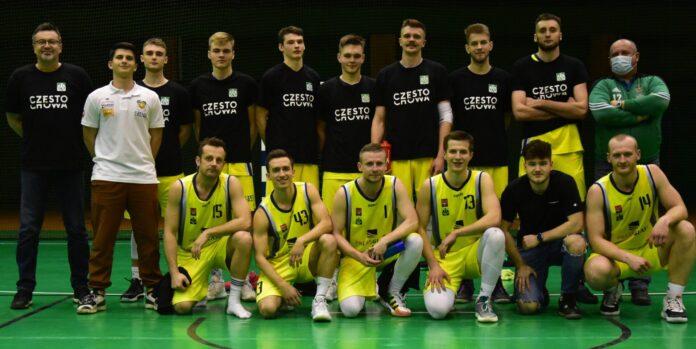 Ważna wygrana koszykarzy AZS Politechniki w Gliwicach 10