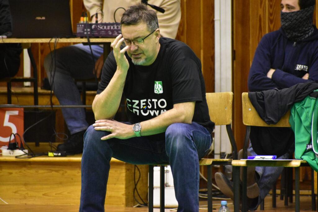 Porażka koszykarzy AZS Politechniki w Tarnowskich Górach 2