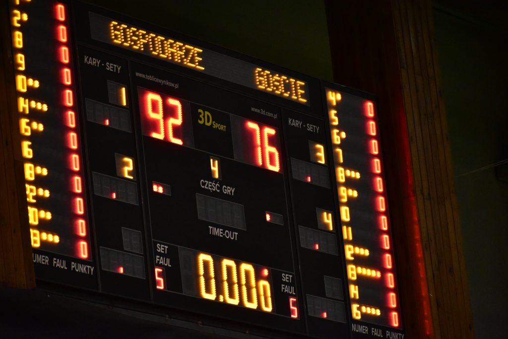 Wygrana koszykarzy AZS Politechniki różnicą 16 punktów. Częstochowski szkoleniowiec ocenia mecz 9