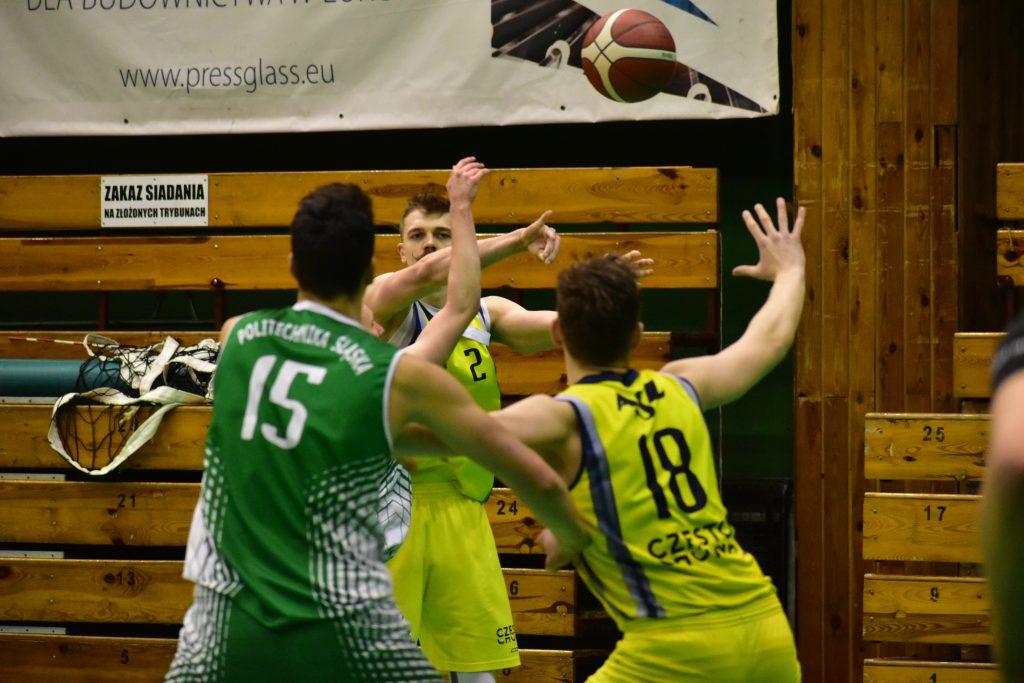 Czy koszykarze AZS Politechniki przełamią się w meczu z KK UR Bozza Kraków? 1