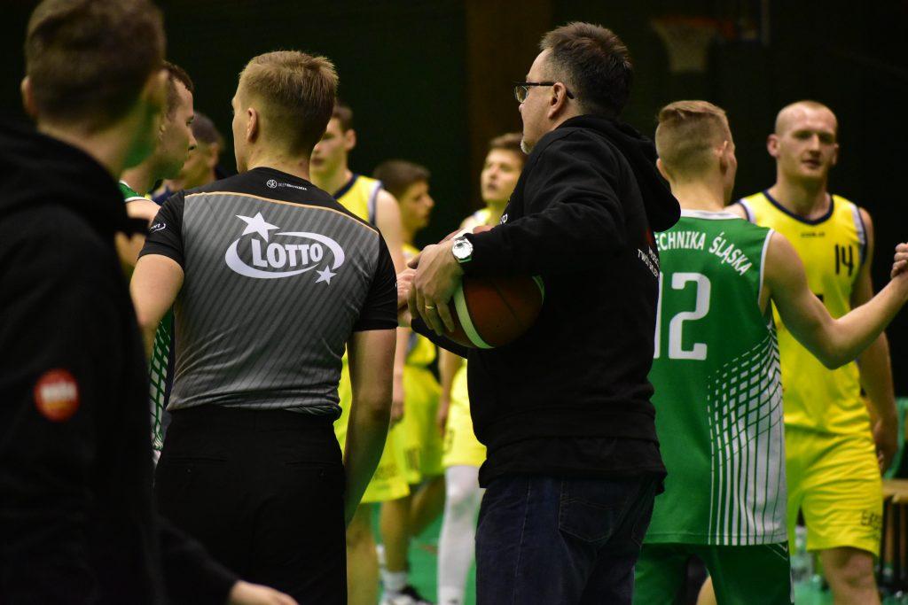 Wygrana koszykarzy AZS Politechniki różnicą 16 punktów. Częstochowski szkoleniowiec ocenia mecz 8