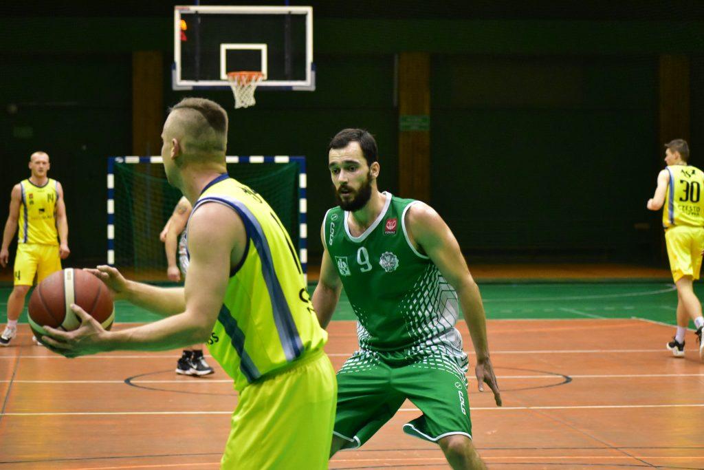 Wygrana koszykarzy AZS Politechniki różnicą 16 punktów. Częstochowski szkoleniowiec ocenia mecz 5