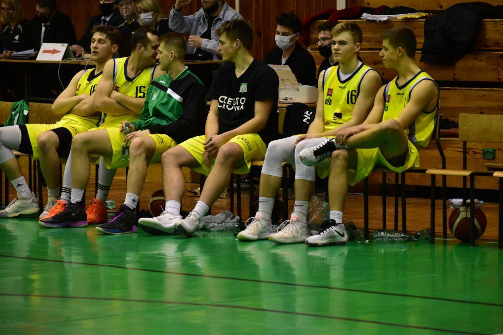 Wygrana koszykarzy AZS Politechniki różnicą 16 punktów. Częstochowski szkoleniowiec ocenia mecz 6