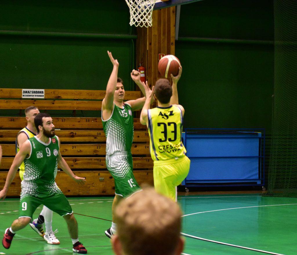 Wygrana koszykarzy AZS Politechniki różnicą 16 punktów. Częstochowski szkoleniowiec ocenia mecz 3