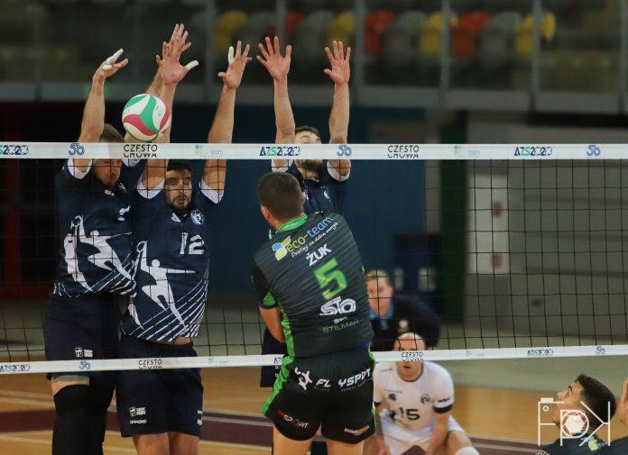 Michał Nowakowski z Eco-Team AZS Stoelzle ocenia mecz z wiceliderem 2