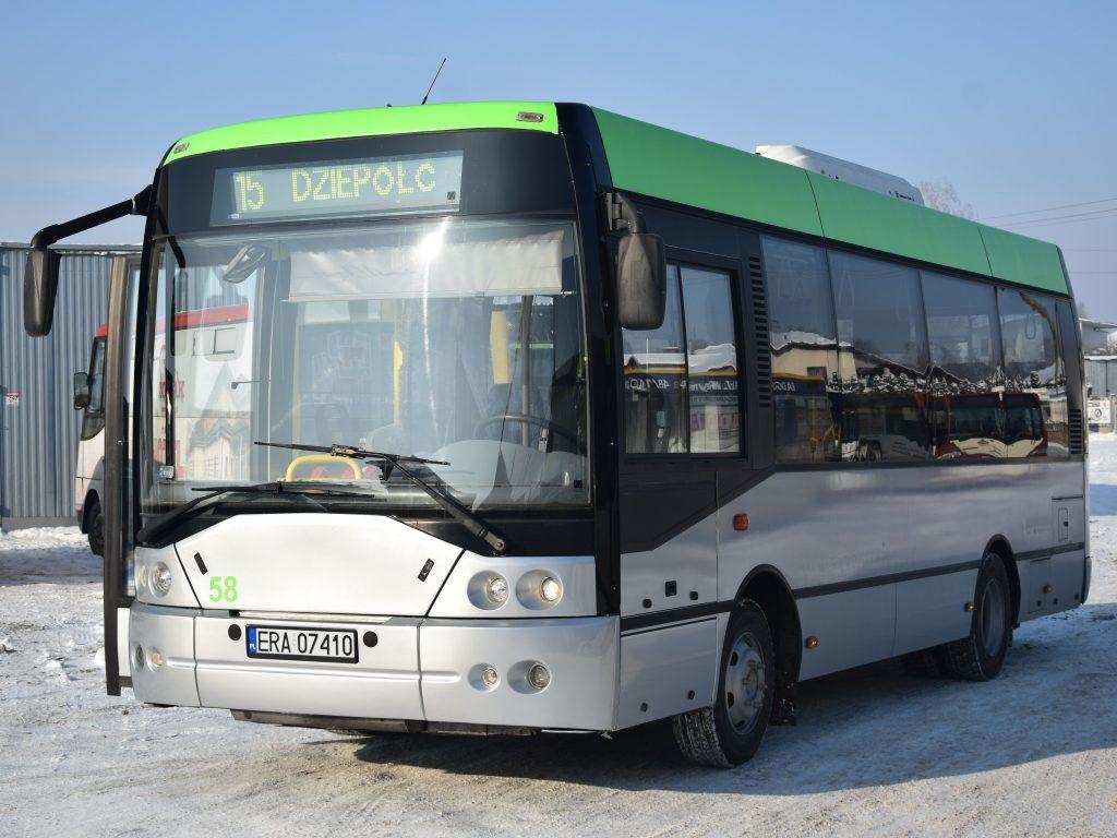MPK w Radomsku zakupiło dwa Ikarusy E91 3