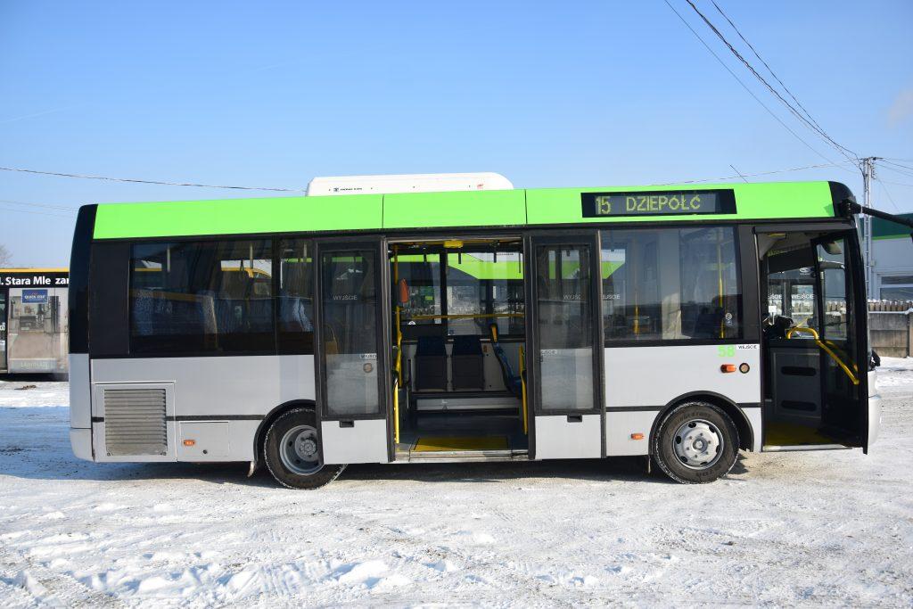 MPK w Radomsku zakupiło dwa Ikarusy E91 1