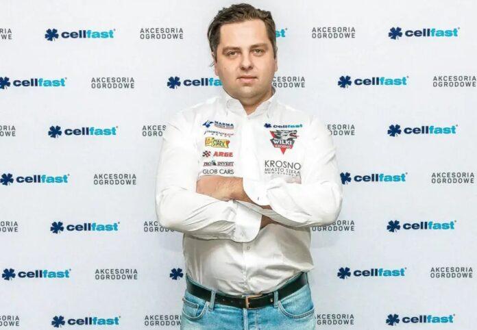 Michał Finfa z Eltrox Włókniarza przeniósł się do Cellfast Wilki Krosno 3