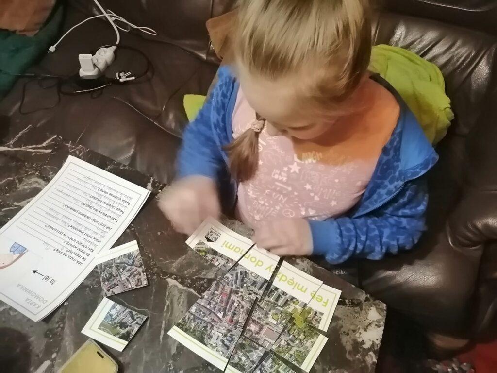 """Ferie zimowe pt. """"Między domami"""" lublinieckiego MDK zakończone dużym sukcesem 6"""