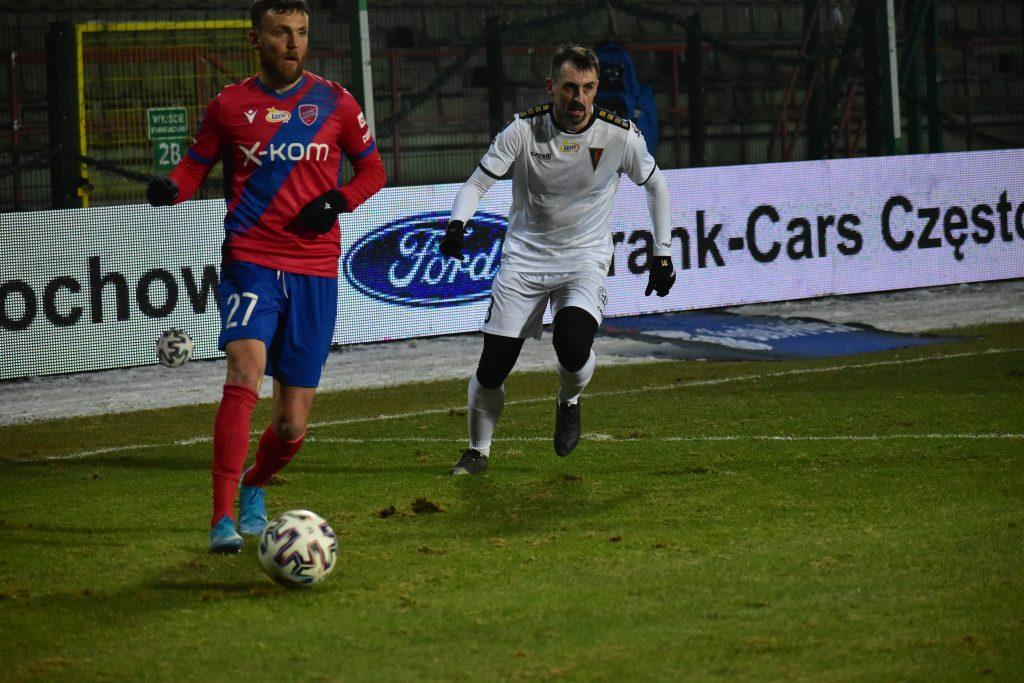 Raków zagra w sobotę z Cracovią o trzecie zwycięstwo z rzędu w Ekstraklasie 1