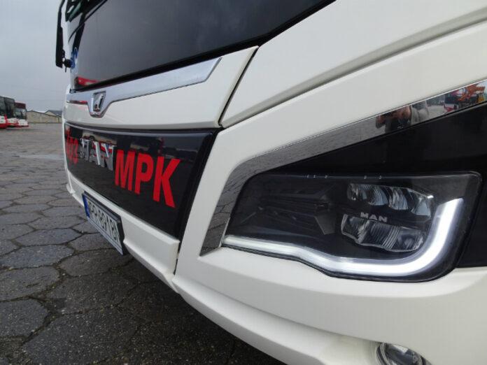 Częstochowskie MPK testuje nowe autobusy 2