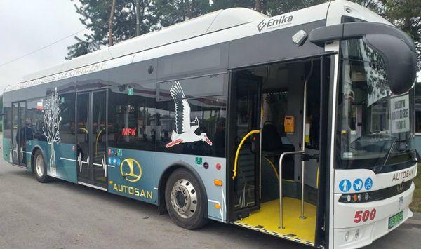 Częstochowa kupi 4 autobusy elektryczne. Pomoże Unia Europejska 2