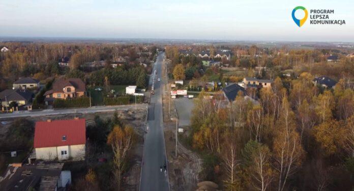 Częstochowski Zarząd Dróg przygotował film podsumowujący inwestycje drogowe ostatnich 12 miesięcy 2