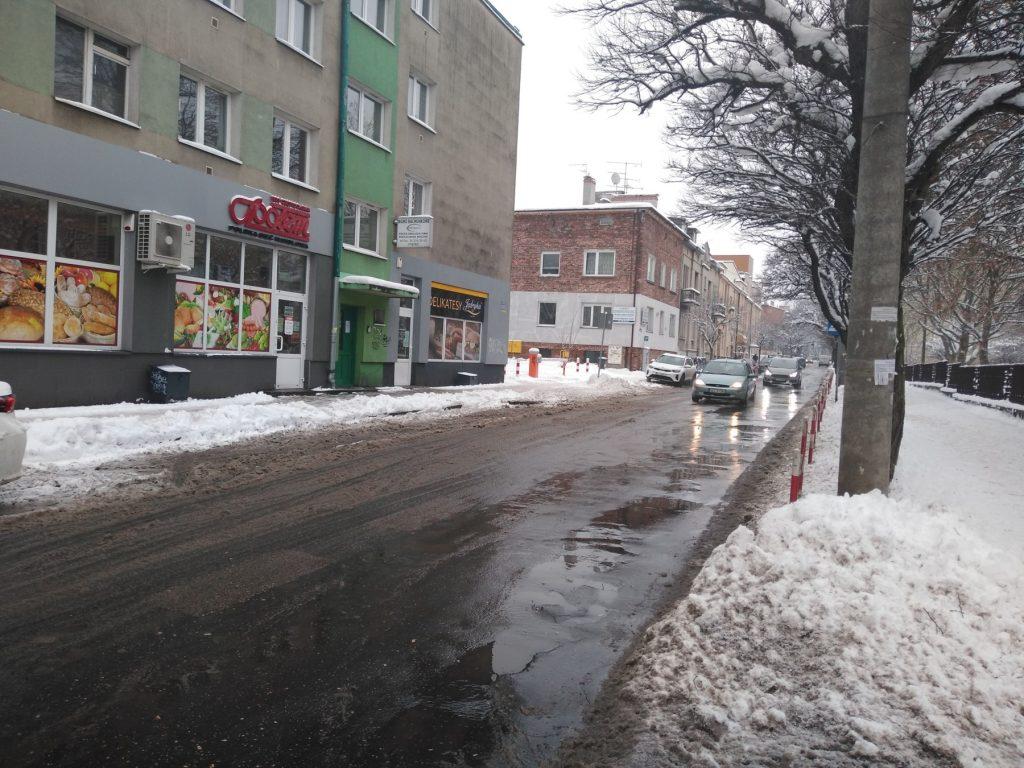 Miasto planuje modernizację ulicy Jasnogórskiej. O pieniądze na ten cel stara się z rządowego programu przeciwdziałania skutkom COVID-19 1