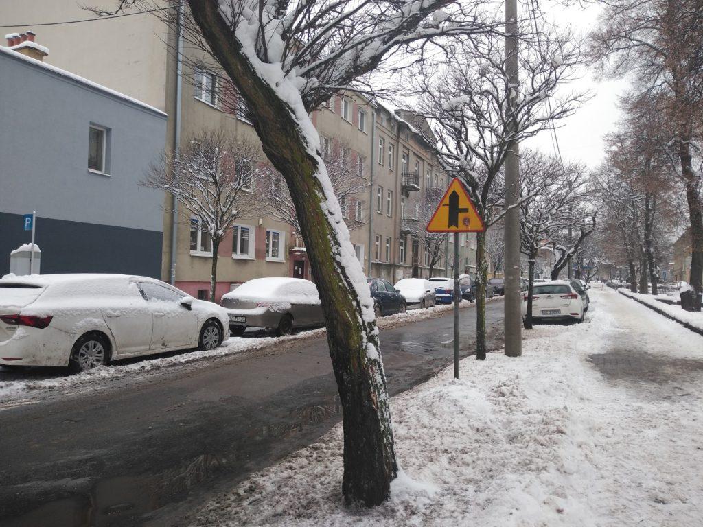 Miasto planuje modernizację ulicy Jasnogórskiej. O pieniądze na ten cel stara się z rządowego programu przeciwdziałania skutkom COVID-19 2