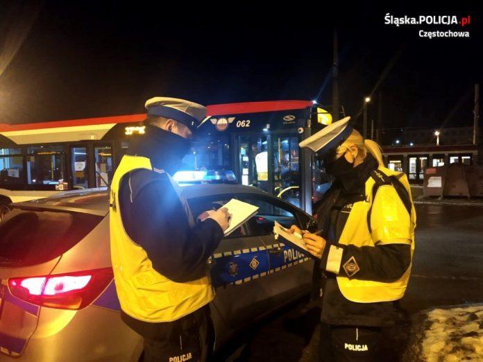 Częstochowska policja sprawdzała dzisiaj trzeźwość kierowców transportu miejskiego. Wyniki są zadowalające 2