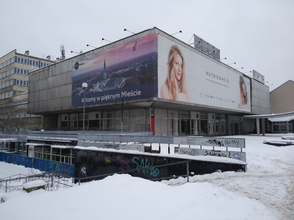 Dom Handlowy Merkury w Częstochowie czeka na nabywcę 1