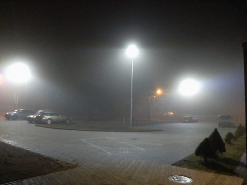 W olsztyńskim GOSiR wymieniają stare oświetlenie na nowe LED-owe 1