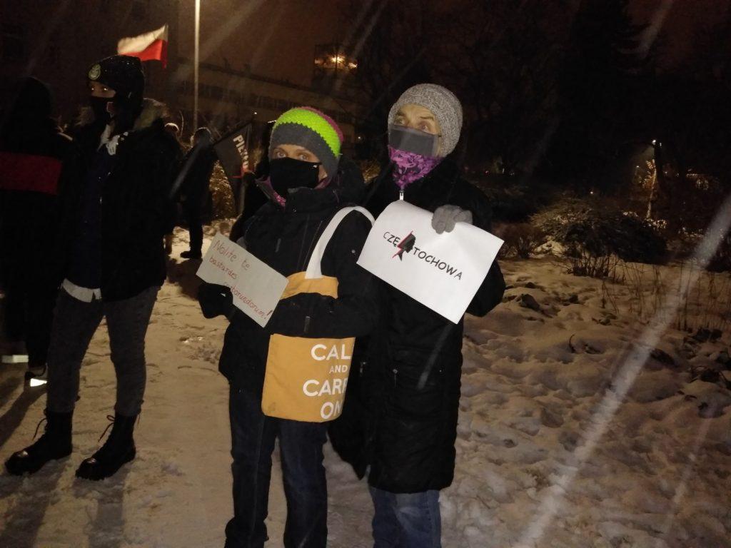 Drugi dzień protestów przeciw publikacji wyroku TK 1