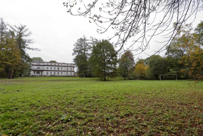 Park i pałac w Strzałkowie wrócił w ręce spadkobierców 1