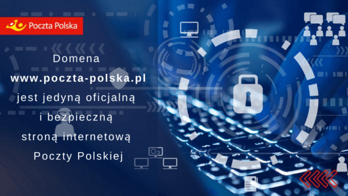 Poczta Polska ostrzega przed fałszywymi stronami internetowymi 2
