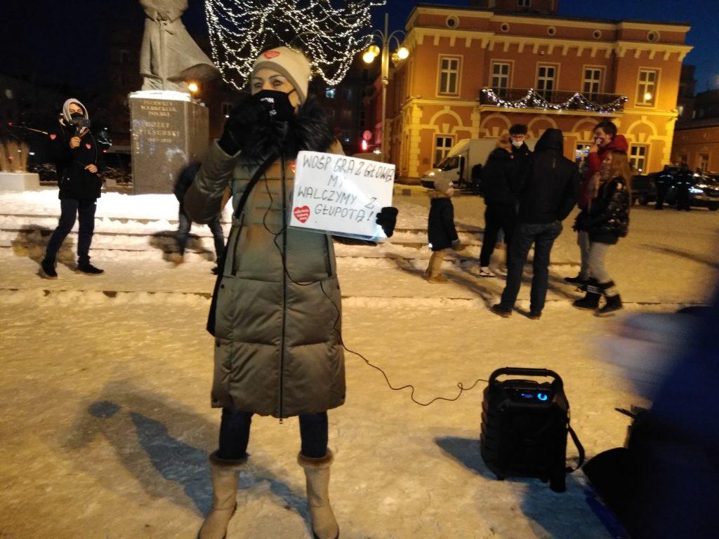 Strajk Kobiet z WOŚP, WOŚP ze Strajkiem Kobiet 9