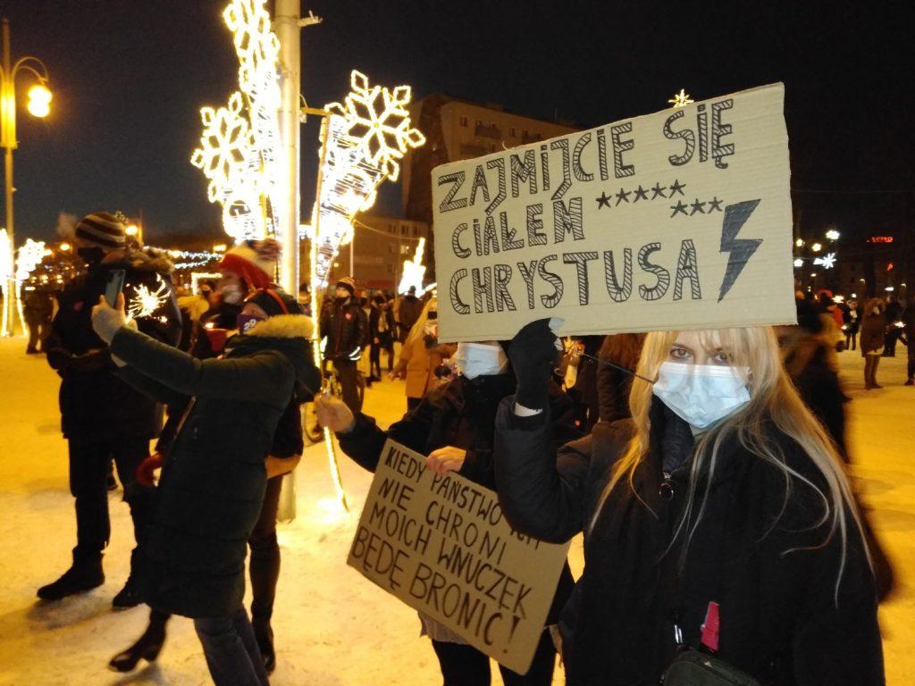 Strajk Kobiet z WOŚP, WOŚP ze Strajkiem Kobiet 14