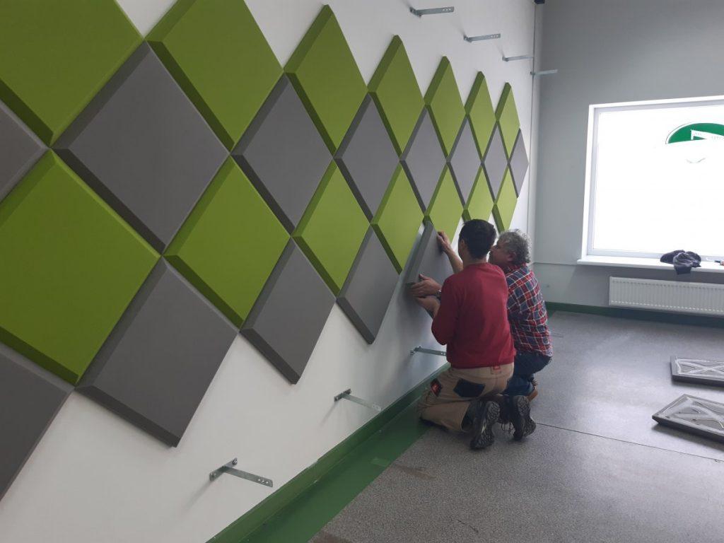 """GCKiR w Konopiskach inwestuje w sali """"lustrzanej"""" 3"""