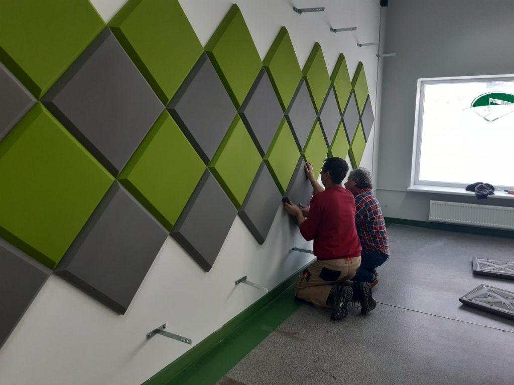 """GCKiR w Konopiskach inwestuje w sali """"lustrzanej"""" 4"""