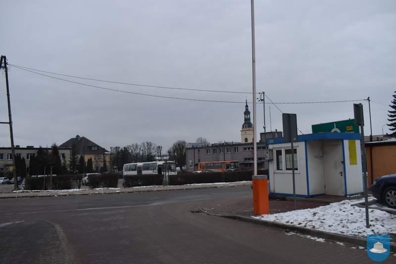 W Kłobucku modernizują plac targowy 3