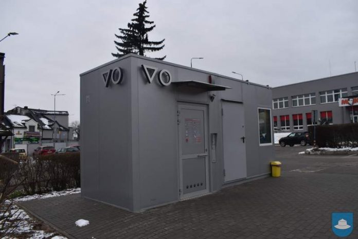 W Kłobucku modernizują plac targowy 9