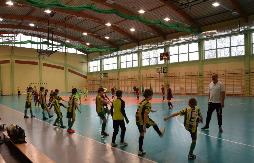 W Mstowie odbył się halowy turniej o Puchar Prezesa ŚZPN 11