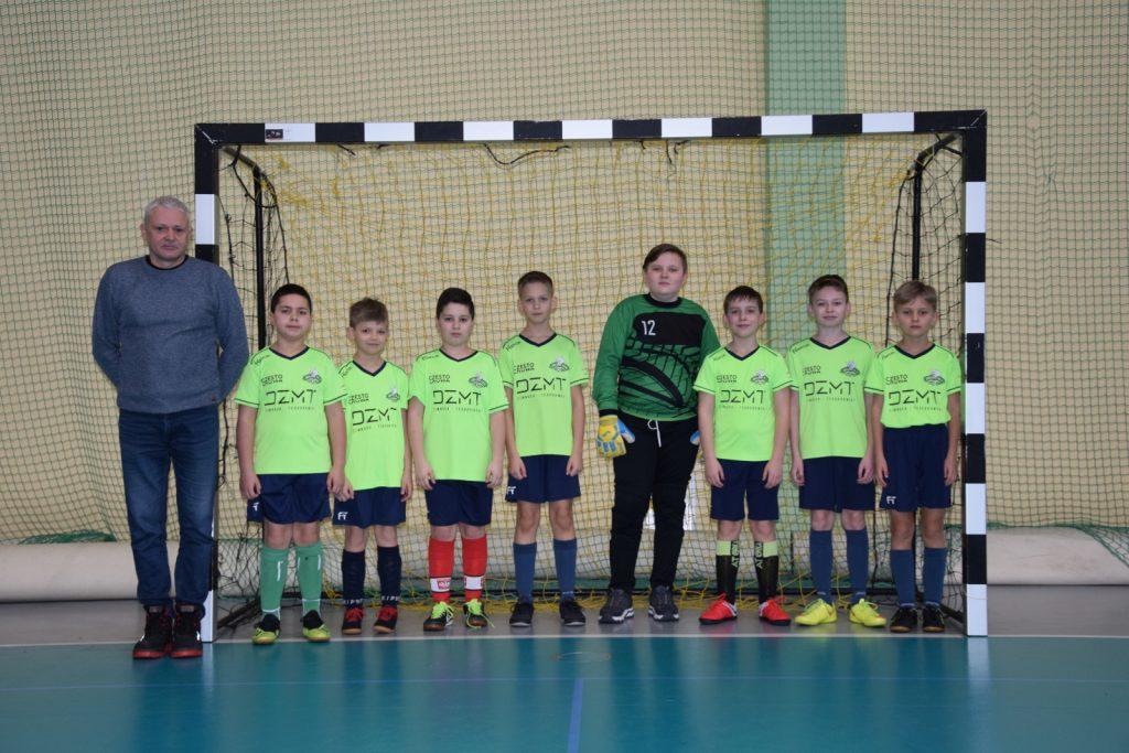 W Mstowie odbył się halowy turniej o Puchar Prezesa ŚZPN 4