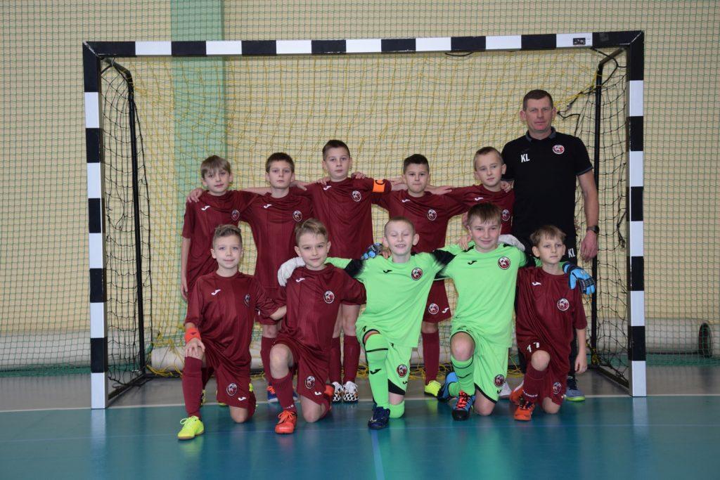 W Mstowie odbył się halowy turniej o Puchar Prezesa ŚZPN 3