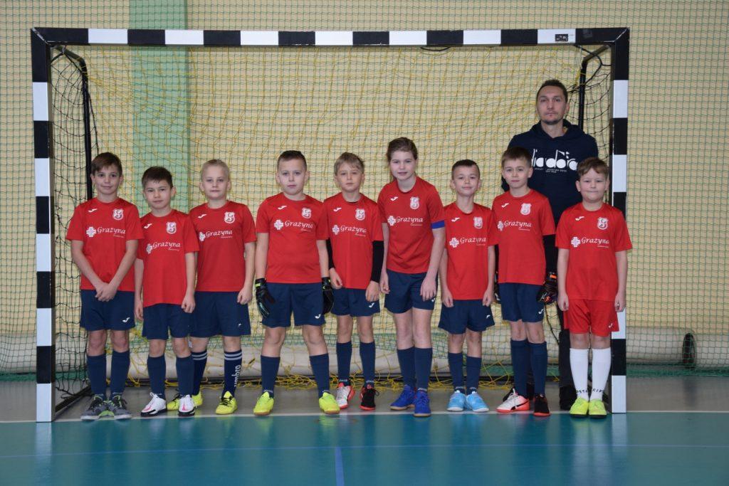 W Mstowie odbył się halowy turniej o Puchar Prezesa ŚZPN 2