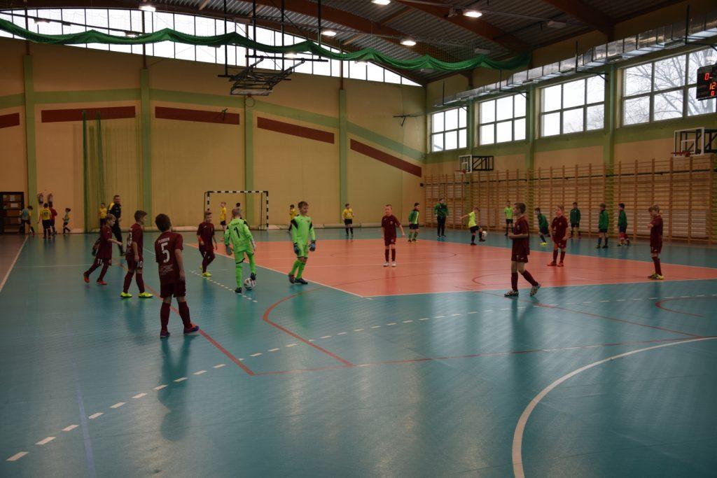 W Mstowie odbył się halowy turniej o Puchar Prezesa ŚZPN 1