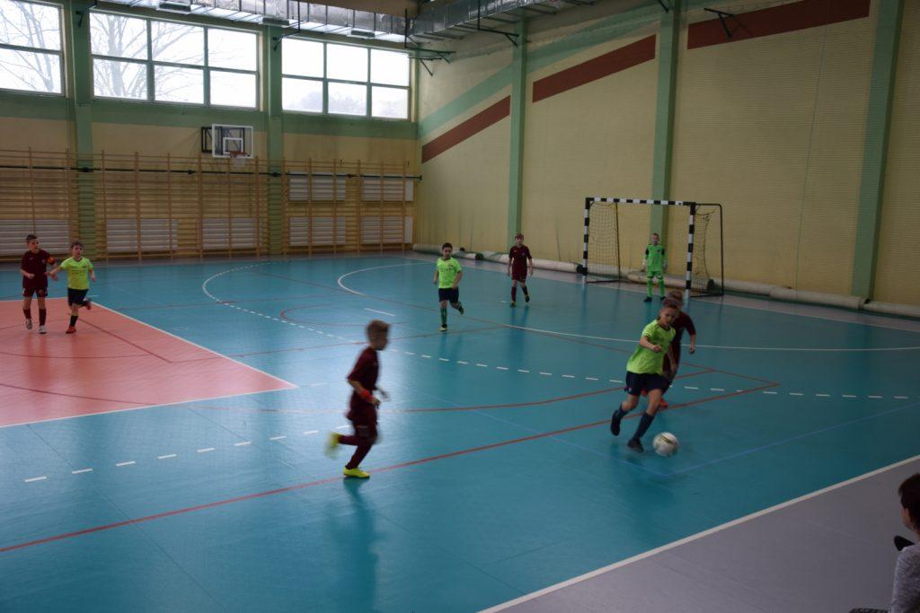 W Mstowie odbył się halowy turniej o Puchar Prezesa ŚZPN 9